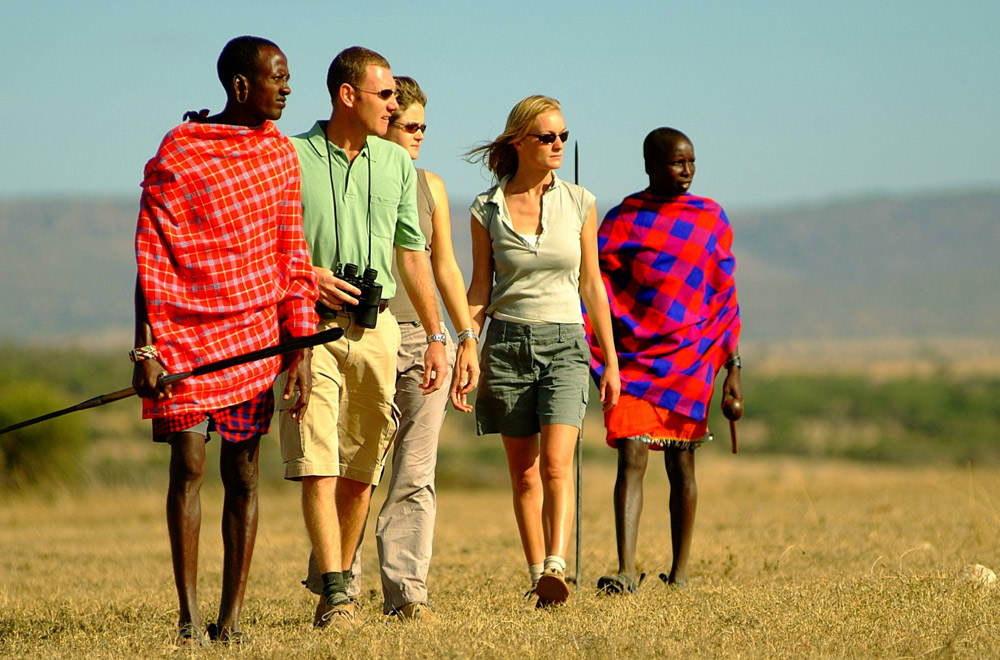 5 Days Kenya Walking safari