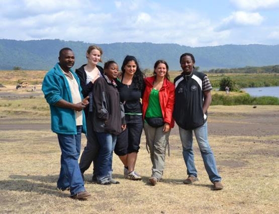Tanzania shared Safari