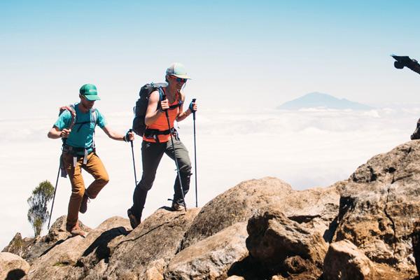 Mount Trekking